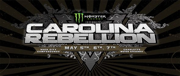 carolina 2017 slide - Monster Energy Carolina Rebellion Set For Impact