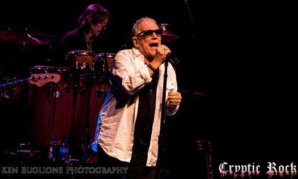 Eric Burdon & The Animals live at The Paramount in Huntington, NY 2-6-16