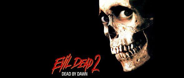 evil dead II slide - Evil Dead II - Swallowing Souls 30 Years Later