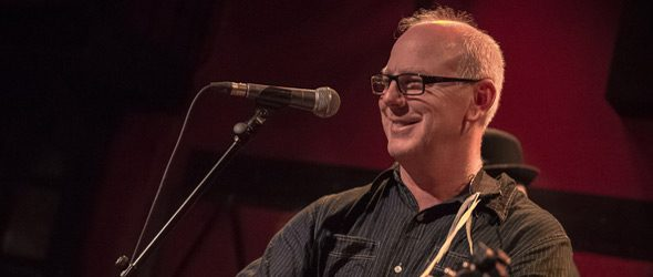 greg slide 2017 - Greg Graffin Delivers Intimate Set To NYC 2-28-17