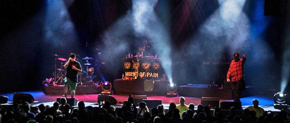 house of pain live 2017 - House Of Pain Celebrate 25 Years Of Jumping Around The Paramount Huntington, NY 3-18-17