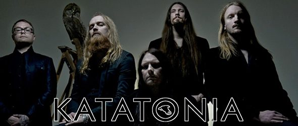 katatonia slide 2017 interview - Interview - Niklas Sandin of Katatonia