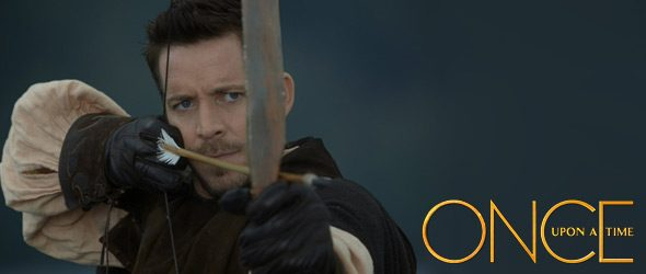 once upon robin slide - Once Upon a Time - Tougher Than the Rest (Season 6/ Episode 11 Review)