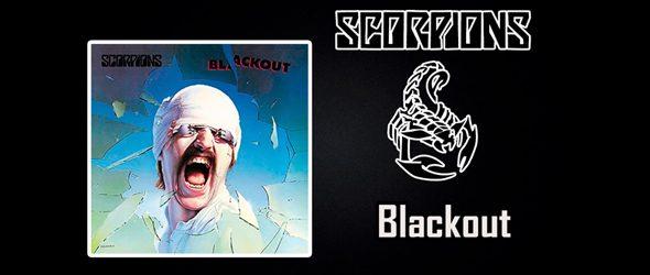scorpions slide blackout - Scorpions - Blackout 35 Years Later