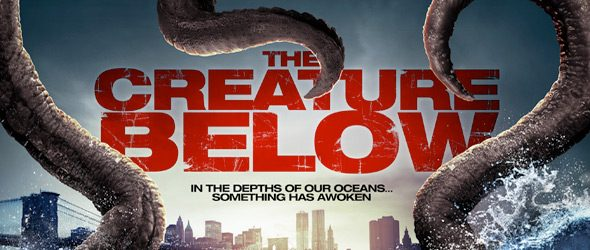 the creature below slide - The Creature Below (Movie Review)