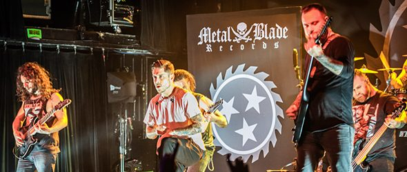 whitechapel slide 2 - Metal Blade Records Brings 35th Anniversary Celebration To NYC 2-25-17
