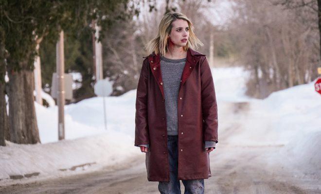 BLACKCOATS DAUGHTER 1 - Interview - Adrienne Biddle