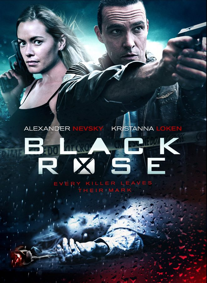 BLACK ROSE DVD SLV V4 - Black Rose (Movie Review)