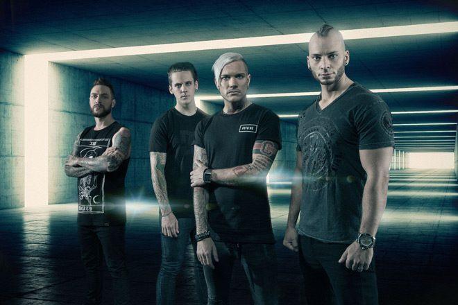 Band photo2 dead by april - Dead by April - Worlds Collide (Album Review)
