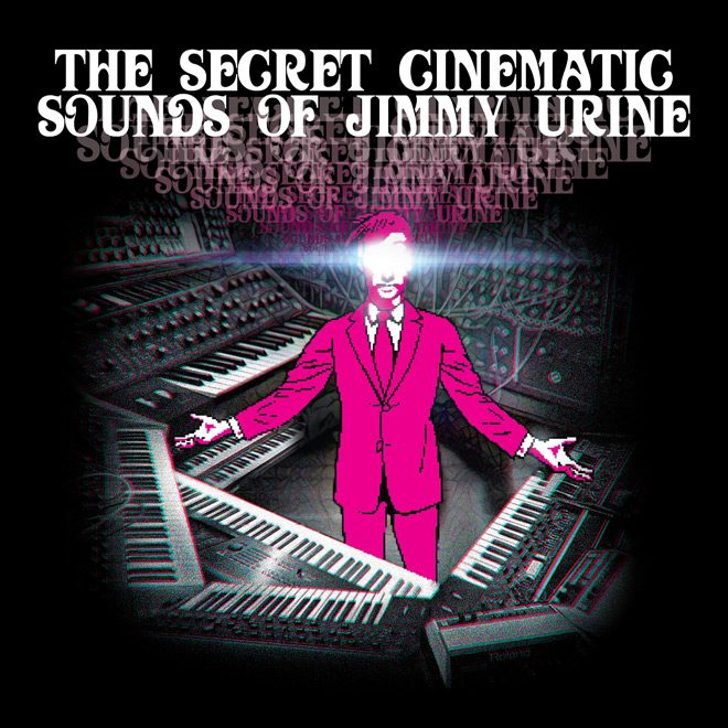 JimmyUrine 1500x1500 - Jimmy Urine - The Secret Cinematic Sounds of Jimmy Urine (Album Review)