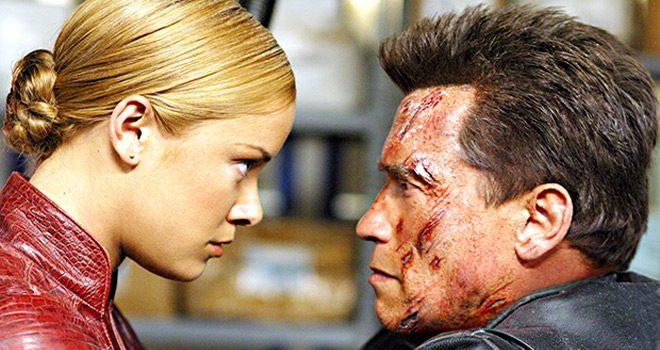 Kristanna Loken Terminator
