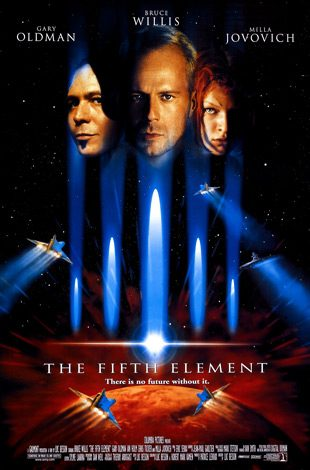 The Fifth Element 1997 1 - Interview - Daniel Ash
