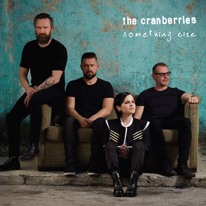 The Cranberries album cover - The Cranberries - Something Else (Album Review)