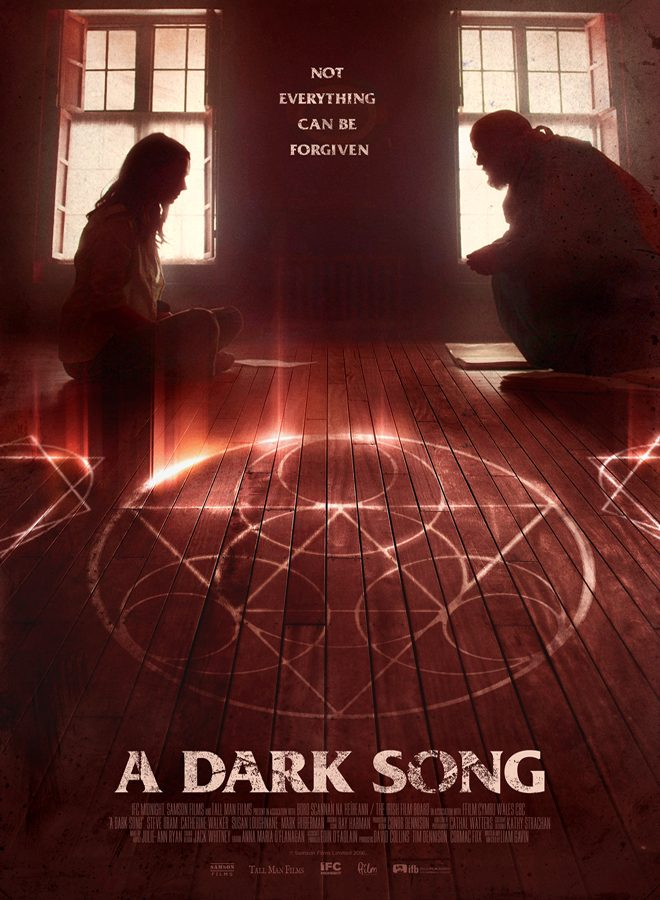 a dark song poster - A Dark Song (Movie Review)