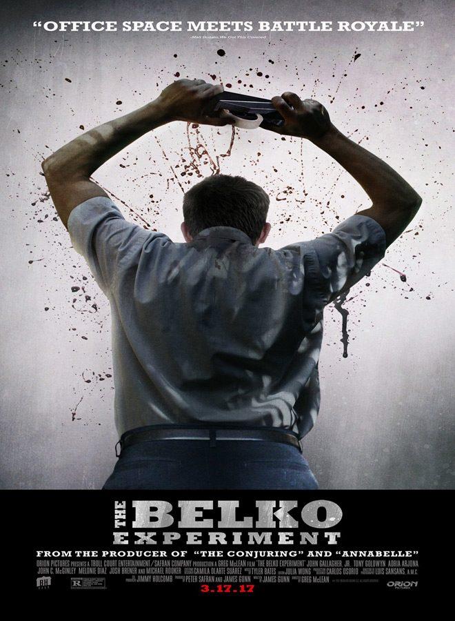 belko experiment - The Belko Experiment (Movie Review)