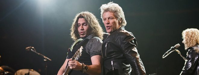 bon jovi 2017 live - Bon Jovi Takes Over Madison Square Garden, NYC 4-13-17