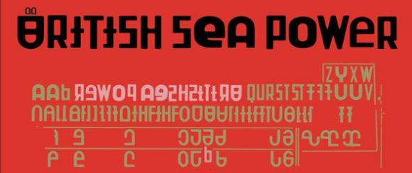 british sea album cover 580x244 - British Sea Power - Let the Dancers Inherit the Party (Album Review)