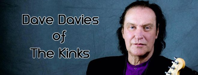 dave davies slide 2017 - Interview - Dave Davies of The Kinks