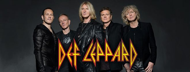 def leppard march 2017 interview - Interview - Phil Collen of Def Leppard