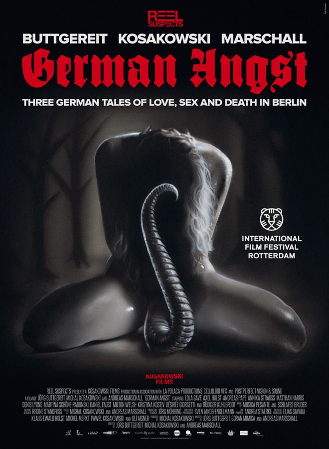 german angust poster - German Angst (Movie Review)