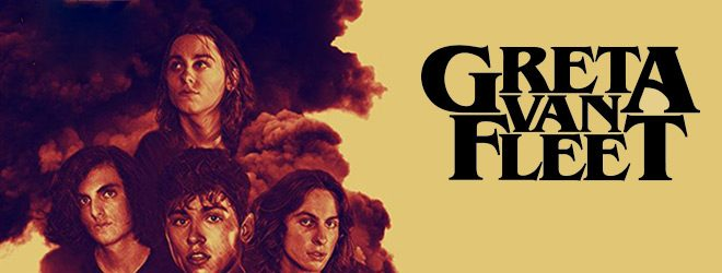 gretta slide - Greta Van Fleet - Black Smoke Rising (EP Review)