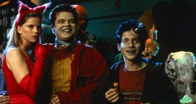 This Week In Horror Movie History Idle Hands 1999