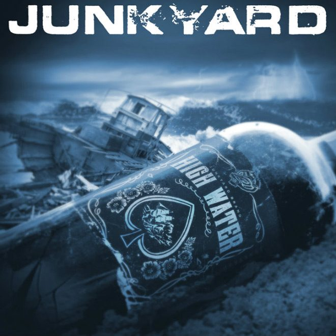 junkyardhihgwatercd - Junkyard - High Water (Album Review)