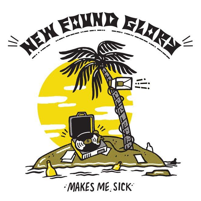 newfoundglory makesmesick - New Found Glory - Makes Me Sick (Album Review)