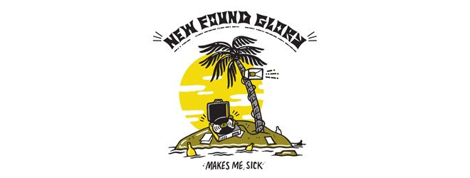 nfg slide - New Found Glory - Makes Me Sick (Album Review)
