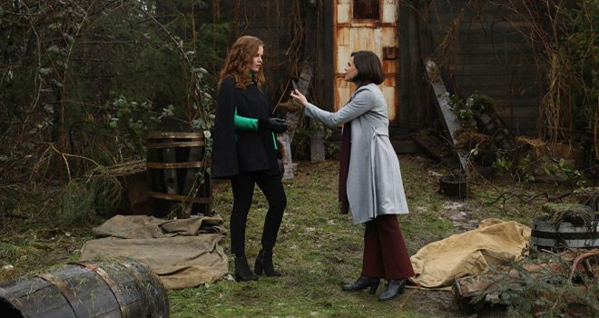 once blue 3 - Once Upon a Time - Where Bluebirds Fly (Season 6 / Episode 18 Review)