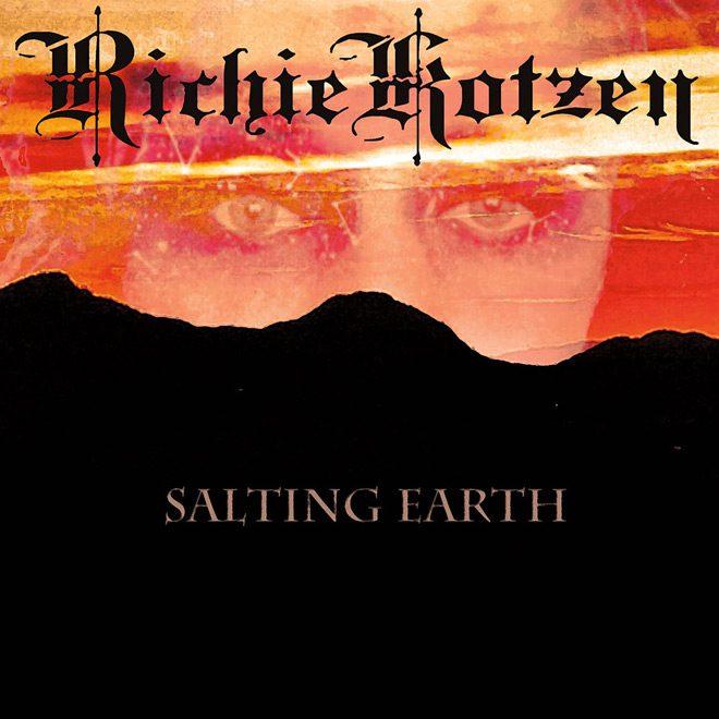richie kotzen salting earth - Richie Kotzen - Salting Earth (Album Review)