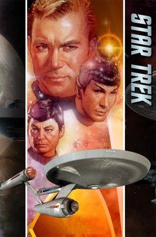 star trek mini poster - Interview - Cindy Blackman Santana