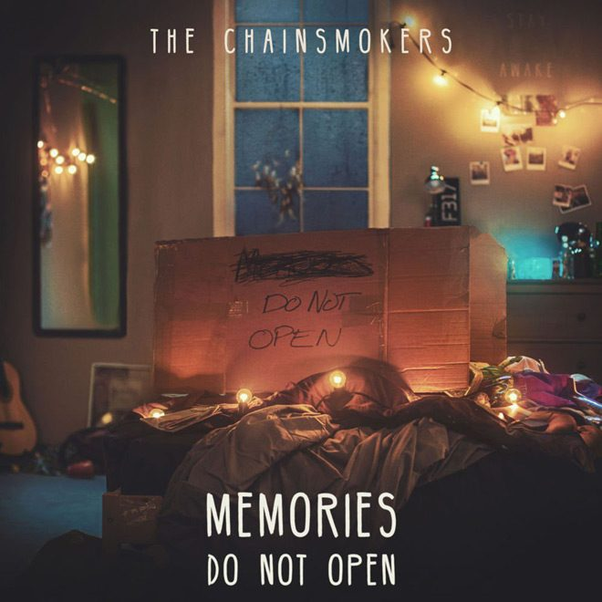 the chainsmokers album cover - The Chainsmokers - Memories...Do Not Open (Album Review)