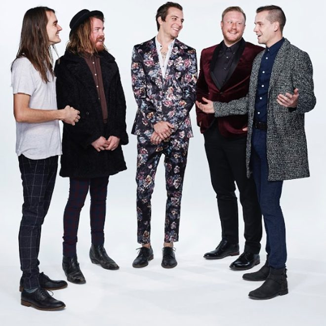 the maine 2017 - The Maine - Lovely Little Lonely (Album Review)