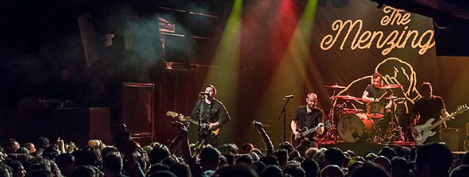 the menzingers 3 30 17 - The Menzingers Tear Up NYC 3-30-17