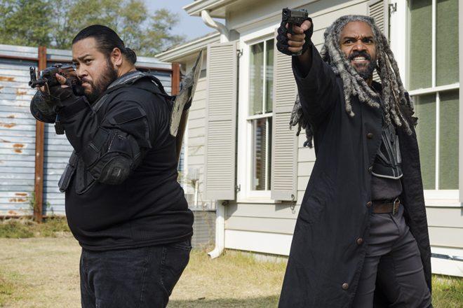 twd 716 2 - The Walking Dead - Preparing For War With Season 7