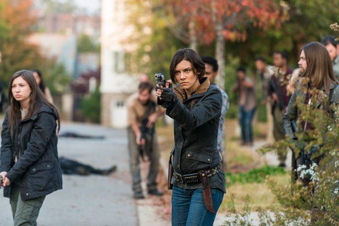 twd 716 4 - The Walking Dead - Preparing For War With Season 7