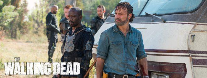 twd 716 slide - The Walking Dead - Preparing For War With Season 7