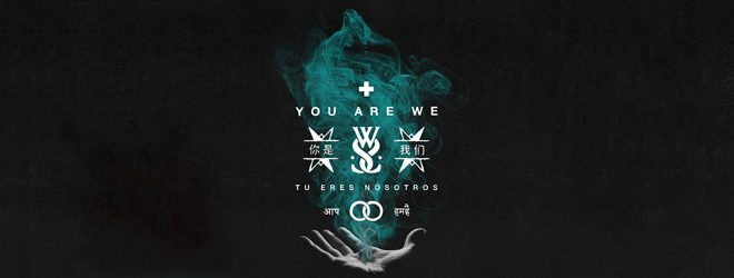 while she sleeps slide - While She Sleeps - You Are We (Album Review)