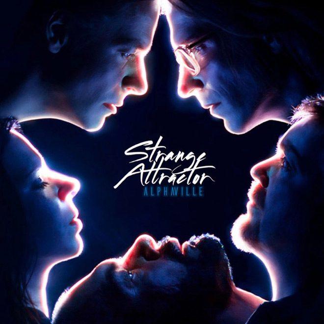 AVSA front - Alphaville - Strange Attractor (Album Review)