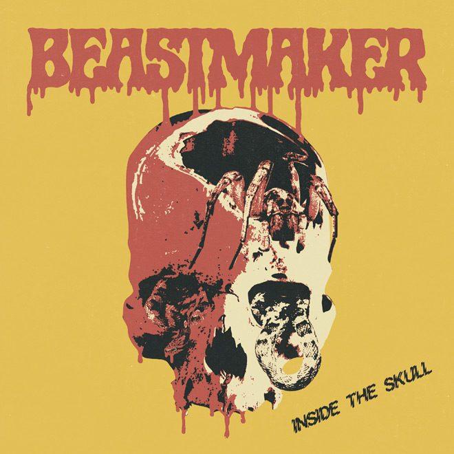 Beastmaker Inside The Skull front - Beastmaker - Inside the Skull (Album Review)