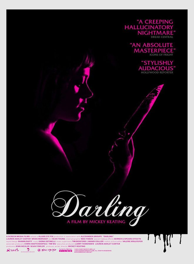 Darling poster 56fa2e3b5f9b582986722d01 - Darling (Movie Review)