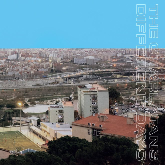 Different Days cover - The Charlatans - Different Days (Album Review)