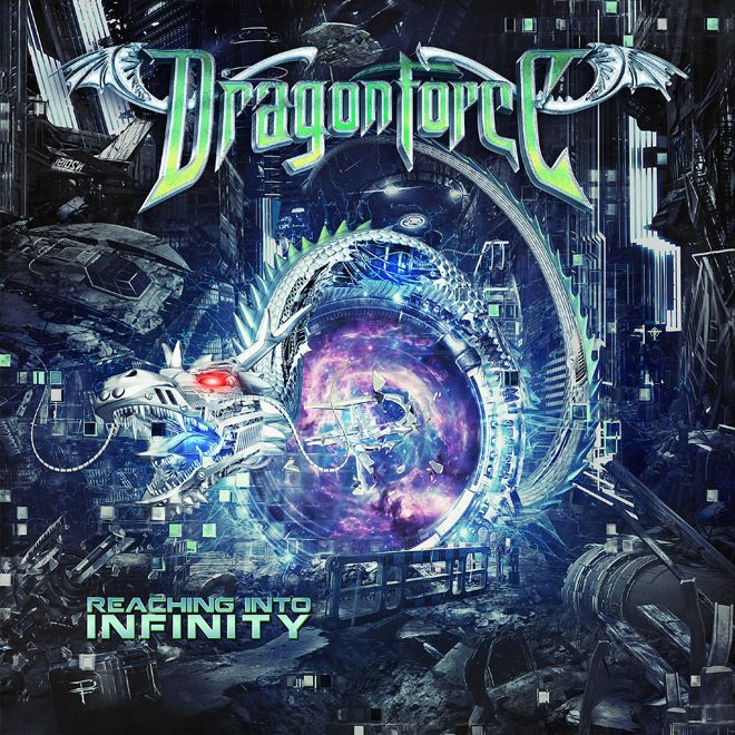 DragonForce   Reaching into Infinity - Dragonforce - Reaching Into Infinity (Album Review)