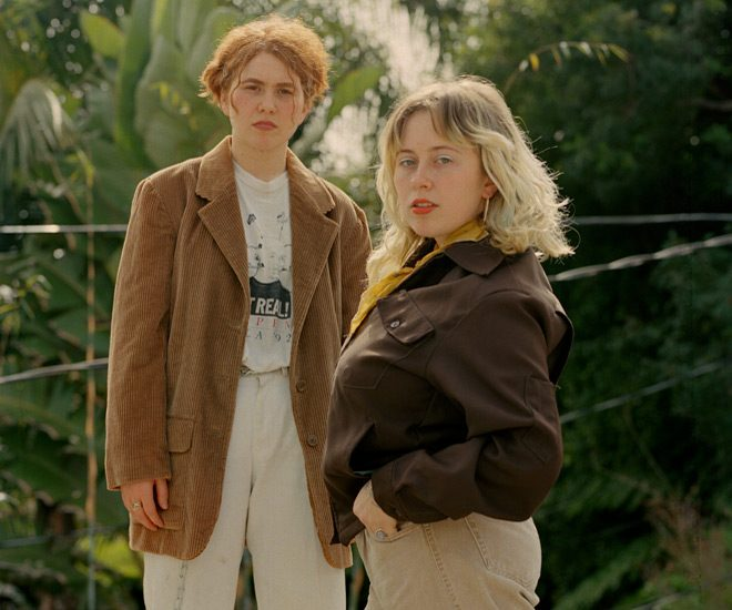 Girlpool Powerplant Press pic Credit to Molly Matalon - Girlpool - Powerplant (Album Review)