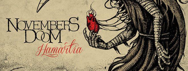 Hamartia slide - Novembers Doom - Hamartia (Album Review)