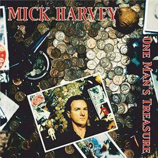 Mick Harvey One Mans Treasure CD cover - Interview - Mick Harvey