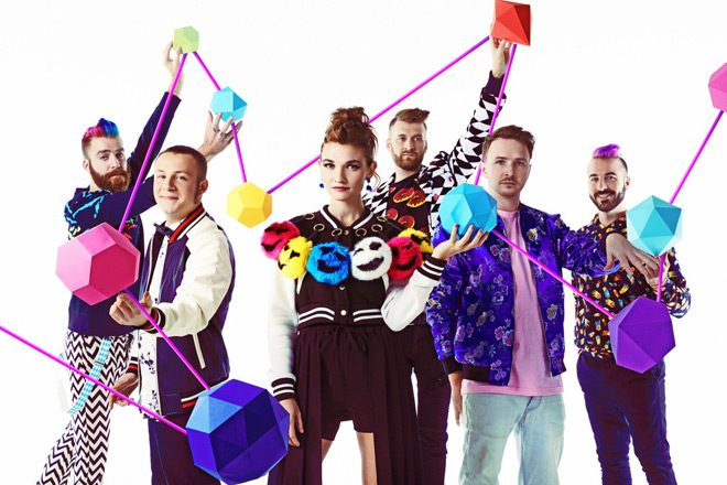 MisterWives Press Image Photo Credit Mary Ellen Matthews - MisterWives - Connect The Dots (Album Review)