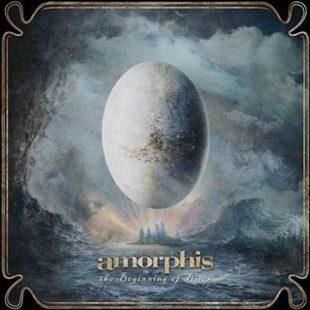 The Beginning of Times Amorphis album cover - Interview - Santeri Kallio of Amorphis