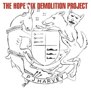 The Hope Six Demolition Project Front Cover - Interview - Mick Harvey